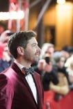 Murray Cummings under den 68th Berlinale festivalen 2018 Royaltyfria Bilder