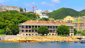 Murray house at stanley, hong kong Stock Photography