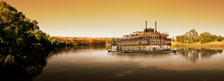 Murray River Paddlesteamer Royalty Free Stock Image