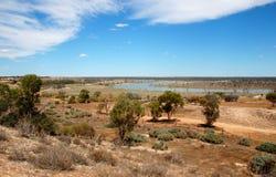 Murray River, South Australia. Stock Photo