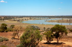 Murray River, South Australia. Stock Image