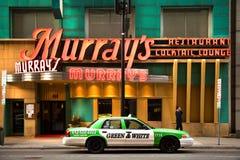 Murray ` s som är reataurant i Minneapolis i Minnesota Arkivbilder