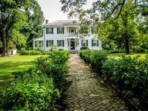Murrell dom w Oklahoma Zdjęcie Stock