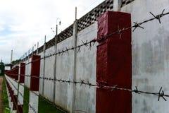 Murs, barrières, prisons, prisonniers, photos libres de droits