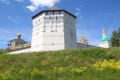 Murs blancs Photo libre de droits