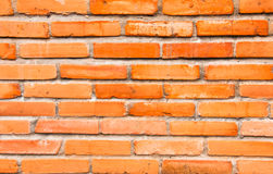 Murs de briques. Photographie stock libre de droits