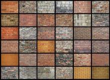 Murs de briques Photo stock