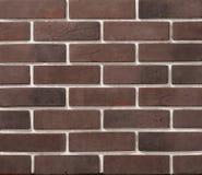 Murs de maçonnerie de pierre et de brique Photo libre de droits