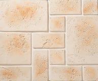 Murs de maçonnerie de pierre et de brique Images libres de droits