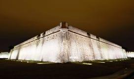 Murs de Pamplona Photographie stock libre de droits