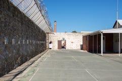 Murs de prison de Fremantle photo libre de droits