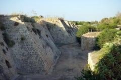 Murs de ville Photo stock