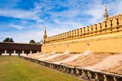 Murs du temple. Photographie stock libre de droits