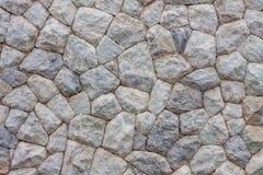Murs en pierre Photos libres de droits