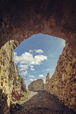 Murs enrichis par citadelle Photographie stock libre de droits