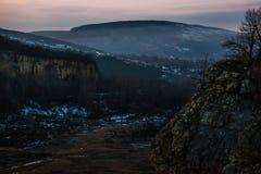 Murs naturels Photo stock