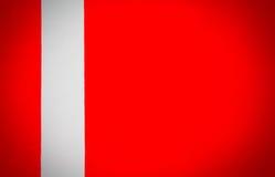 Murs rouges Photographie stock libre de droits