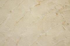 Murs rugueux de plâtre Photo libre de droits