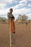 非洲人 库存照片