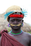 Mursi Royalty Free Stock Image