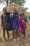 Mursi, Ethiopia, Africa Stock Images