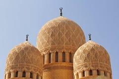 mursi för moské för abbas abulel Royaltyfri Fotografi