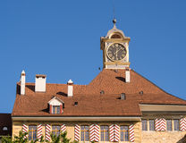 Murten, Switzerland Royalty Free Stock Photos