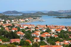 Murter, Хорватия Стоковые Фото