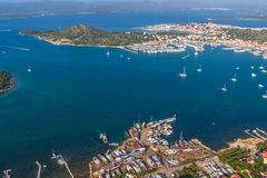 Murter aerial Stock Images