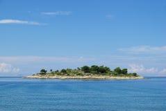 Murter Insel vor der Insel Lizenzfreie Stockfotografie