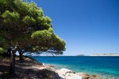 Murter - Kroatien stockfoto
