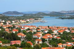 Murter, Kroatien Stockfotos