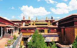 Muru Monastery ,Tibet buddhism temple Stock Photos