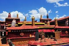 Muru ,Tibet buddhism temple Royalty Free Stock Photo