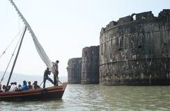 Murud Janjira Fort Stock Image