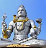 murudeswara shiva雕象 库存图片