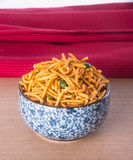 Murukku or traditional indian snack on background. Murukku or traditional indian snack on background Royalty Free Stock Photos