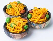Muruku,传统印第安快餐 库存图片