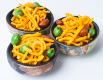 Muruku, traditional indian snack Stock Images