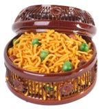 Muruku, traditional indian snack Royalty Free Stock Image