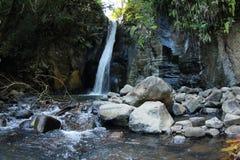 Murundao Waterfall, Ende royalty free stock photos
