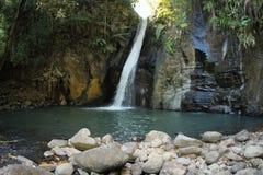 Murundao Waterfall, Ende stock photo