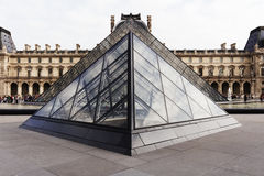 Musée du Louvre, Royalty Free Stock Photography
