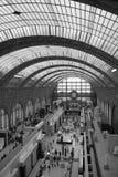 Musée d'Orsay Paris Frankrike arkivfoton