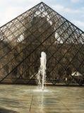 Musée du Louvre, Stockbild
