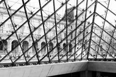 Musée du Louvre, Lizenzfreies Stockfoto