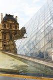 Musée du Louvre, Lizenzfreies Stockbild