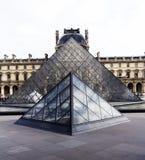 Musée du Louvre, Lizenzfreie Stockbilder