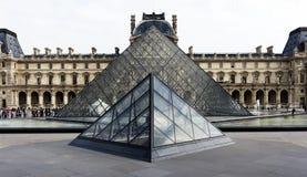 Musée du Louvre, Lizenzfreie Stockfotos