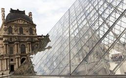 Musée du Louvre, Stockfotografie